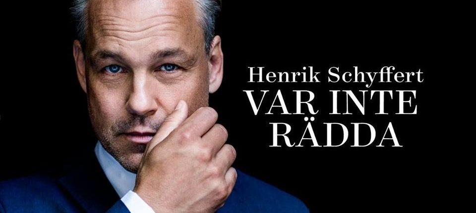 Henrik Schyffert-Var inte rädda på Sagateatern