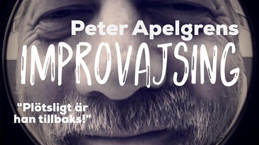 Peter Apelgren - Improvajsing 12 Oktober