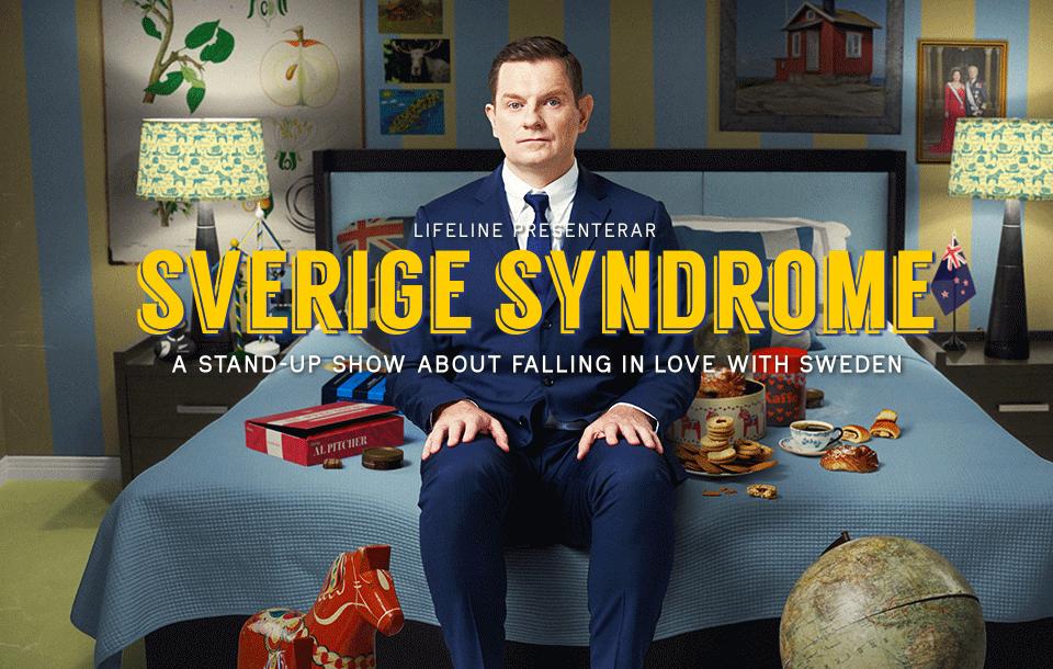 Extra föreställning med Al Pitcher – Sverige Syndrome