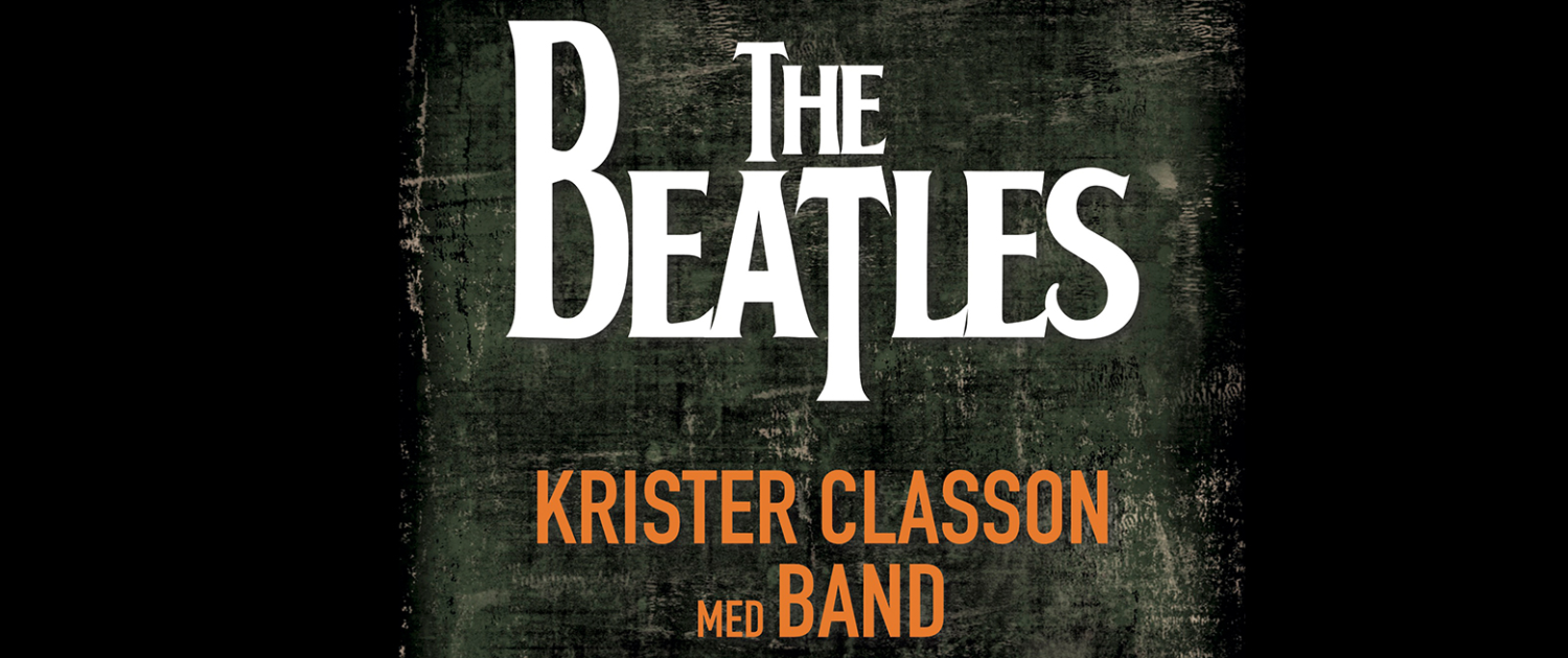 Krister Classon med band tolkar Beatles