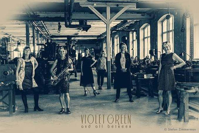 Violet Green - A tribute to women pioneers in blues and rock